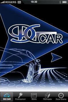 DG CAR poster
