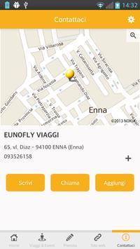 Eunofly viaggi apk screenshot
