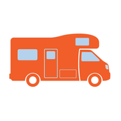 Camper Home icon