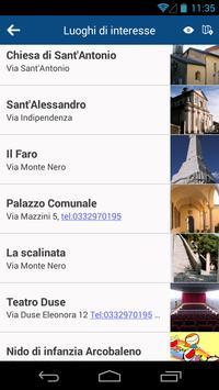 COMUNE DI BESOZZO screenshot 1