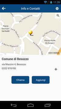 COMUNE DI BESOZZO screenshot 4