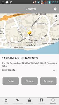 Cardani Abbigliamento screenshot 4