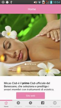 Micas Club poster