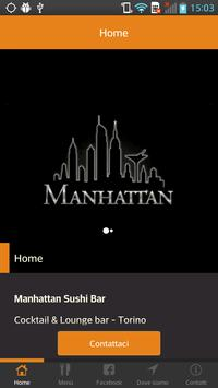 Manhattan Sushi Bar poster