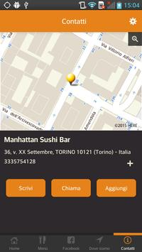 Manhattan Sushi Bar screenshot 4