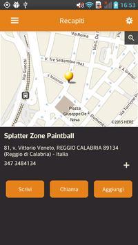 Splatter Zone Paintball apk screenshot
