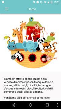 L'arca di Noè - Falloppio poster