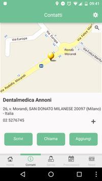 Dentalmedica Annoni apk screenshot