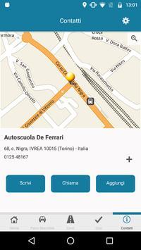 Autoscuola De Ferrari apk screenshot