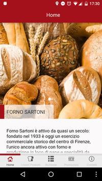 Forno Sartoni poster