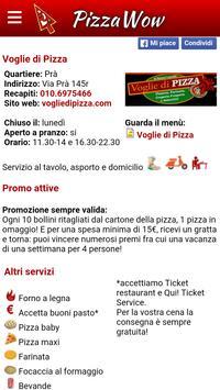 Pizza Wow apk screenshot