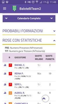 PianetaLeague  - Fantacalcio apk screenshot