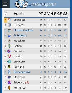 Matera Sport - materasport.it apk screenshot