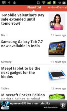 Reader for Android™ News poster