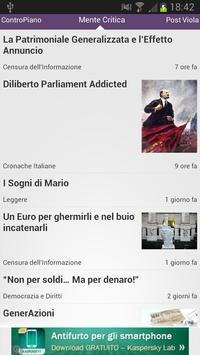 Altra Stampa apk screenshot