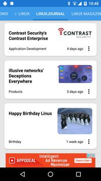 Linux News apk screenshot