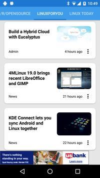 Linux News apk screenshot