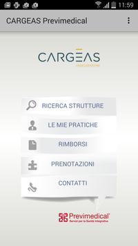 CARGEAS Previmedical apk screenshot