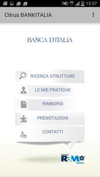 Citrus Bankitalia poster