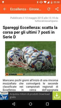 Tutto Calcio Campano for Android - APK Download
