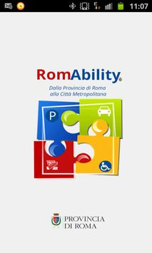 RomAbility poster