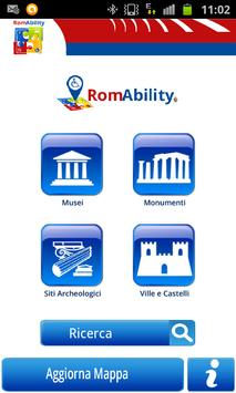 RomAbility screenshot 1