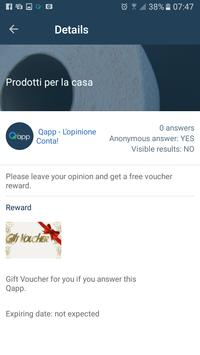 Qapp – Your opinion matters! apk screenshot