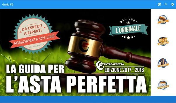 Schermata apk Guida per l'asta perfetta, Fantacalcio 2018
