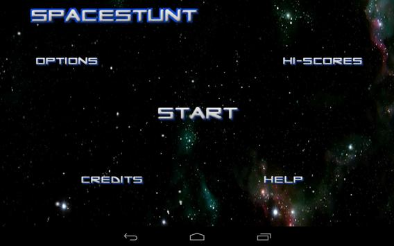 SpaceStunt apk screenshot