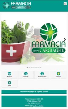 Farmacia Cargiaghe apk screenshot