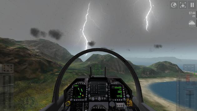 F18 Carrier Landing Lite स्क्रीनशॉट 3