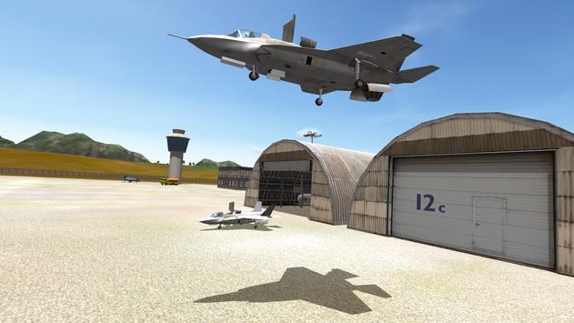F18 Carrier Landing Lite ảnh chụp màn hình 1