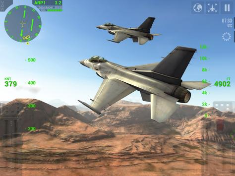 F18 Carrier Landing Lite screenshot 7