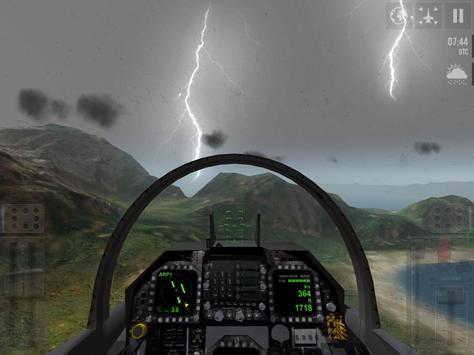 F18 Carrier Landing Lite स्क्रीनशॉट 8