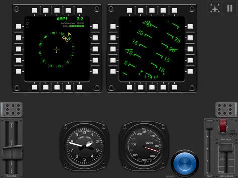 F18 Carrier Landing Lite 스크린샷 9