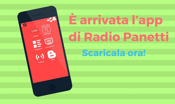 Radio Panetti poster