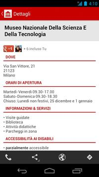 Museums in Lombardy screenshot 1
