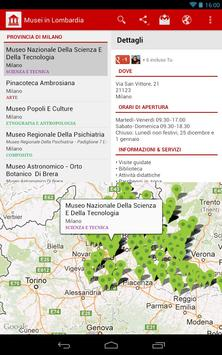 Museums in Lombardy screenshot 2