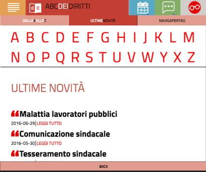 ABC DEI DIRITTI screenshot 9