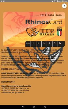 Rhinos screenshot 9