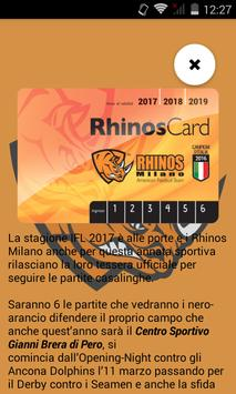 Rhinos screenshot 1
