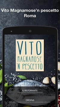 Vito Magnamose'n Pescetto poster