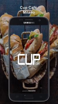 Cup Café poster