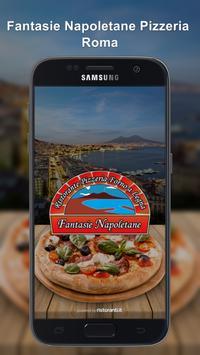 Fantasie Napoletane Pizzeria poster