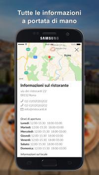 Fantasie Napoletane Pizzeria screenshot 1