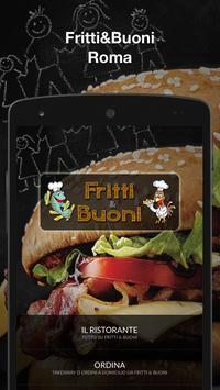 Fritti & Buoni poster