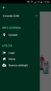 Prodotti GUM apk screenshot