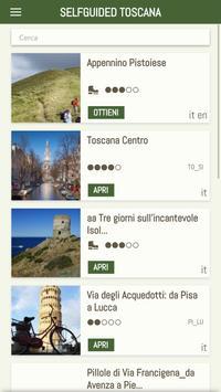 SelfGuided Toscana screenshot 2