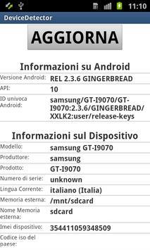 DeviceDetector apk screenshot