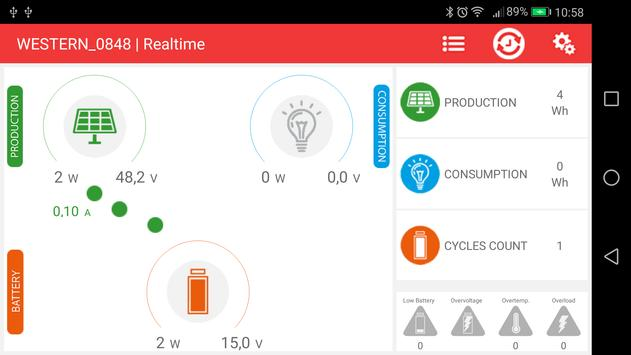 PV Lighting screenshot 1